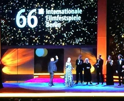 Lidt Berlinale-stemning