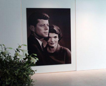 Rundvisning på Kennedymuseet i dag