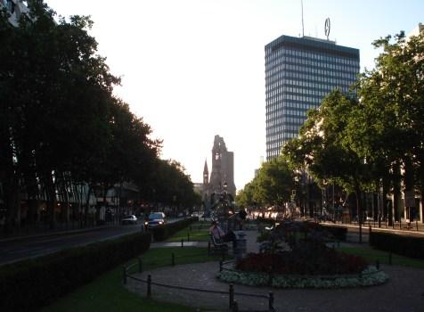 Sommerferie i Berlin 1