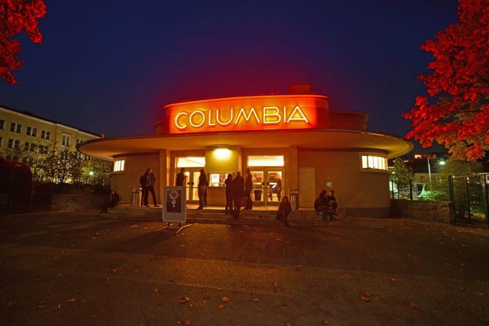 Foto: Columbia Theater's hjemmeside.