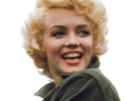 Marilyn Monroe udstilling