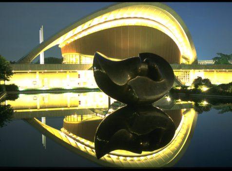 Haus der Kulturen der Welt er genåbnet