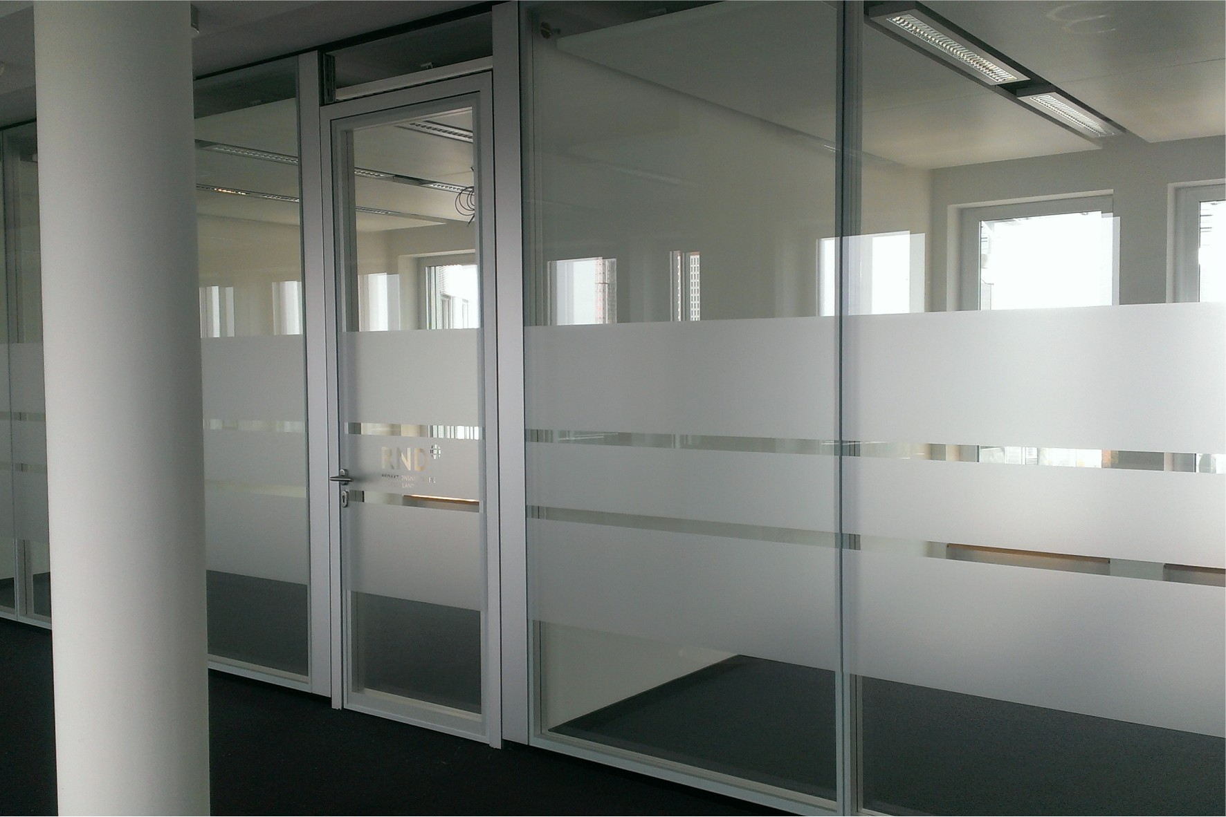 Glasdekorfolien für Türen berlin reklame milchglasfolie für