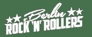 Logo Berlin Rock 'n' Rollers weiß