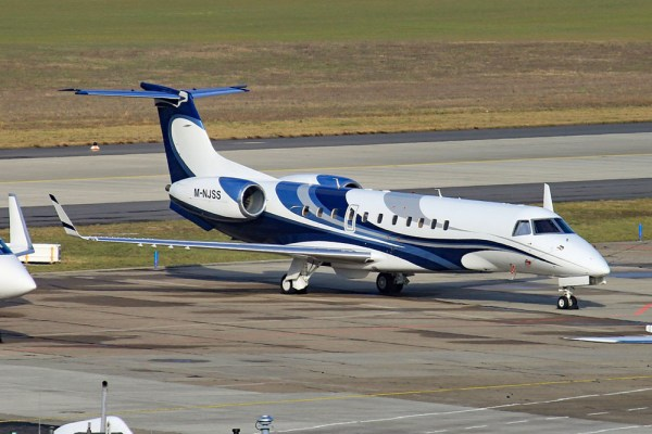 Saby Finance Embraer Legacy 600 M-NJSS (© T. Lehmann)