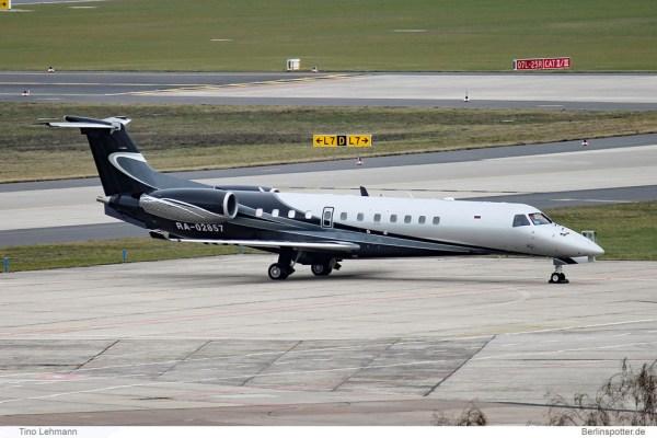 RusJet Embraer ERJ-135 Legacy RA-02857