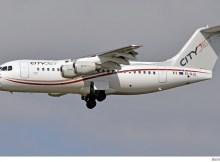 Cityjet Avro RJ85 EI-RJU