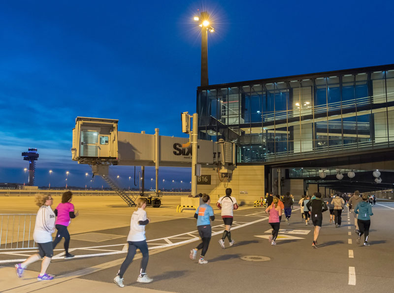 Airport Night Run 2018