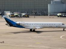 Nordica Bombardier CRJ700 ES-ACF