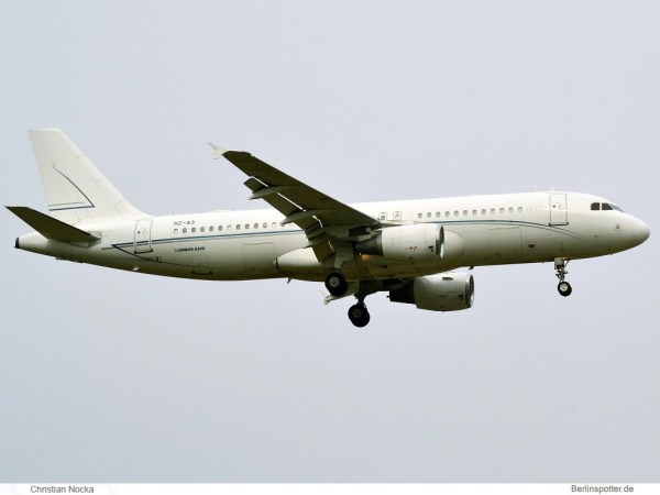 Alpha Star Airbus A320-200 HZ-A3