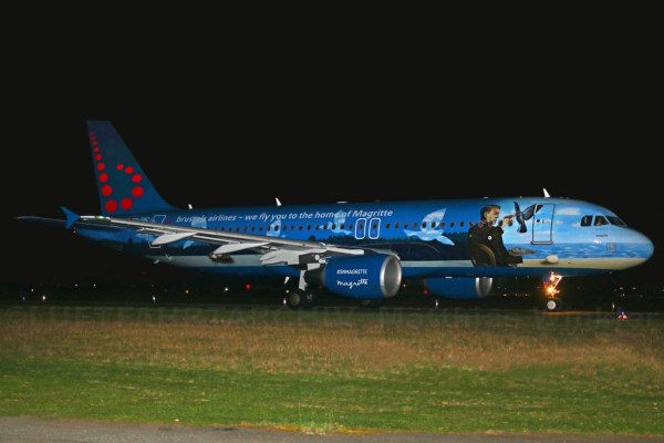 Brussels Airlines Airbus A320-200 OO-SNC