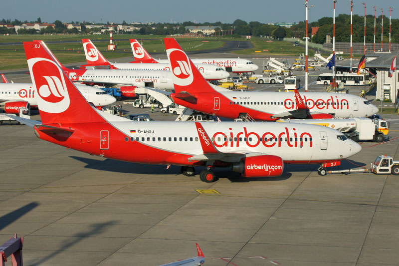 Air Berlin kündigt mehr Europa-Flüge an