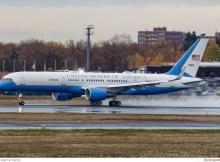US Air Force Boeing VC-32A (757-200) 09-0016 (TXL 18.11. 2016)