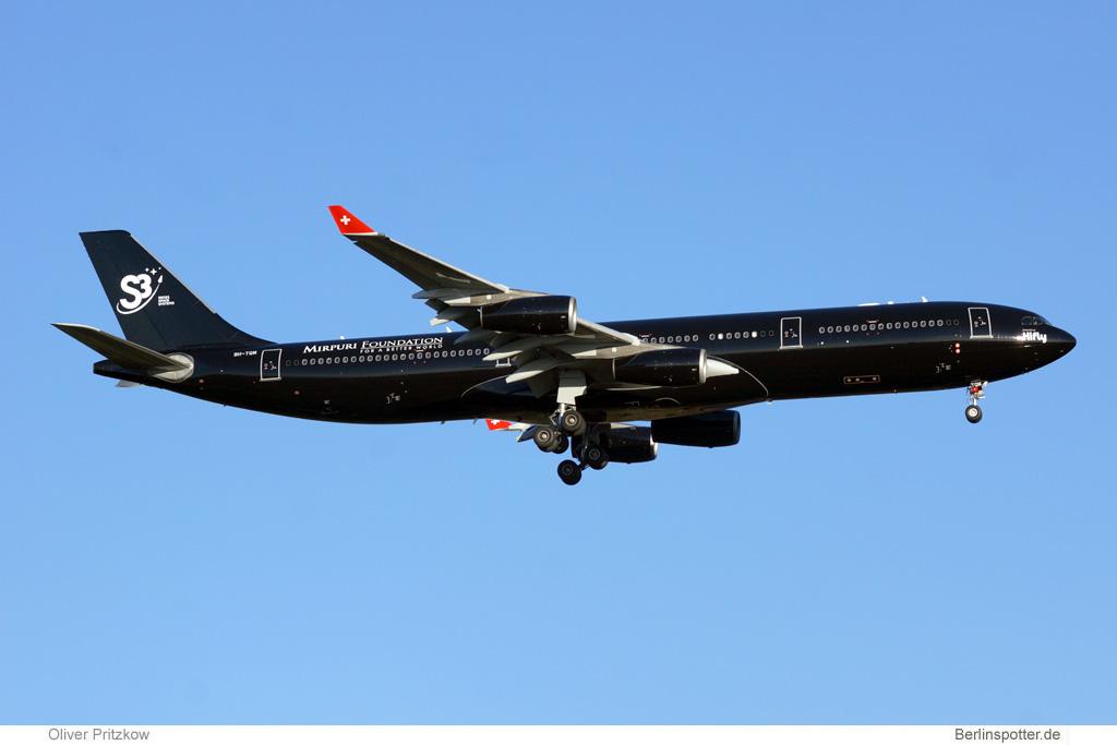 HiFly Malta Airbus A340-300 9H-TQM