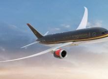 Boeing 787 im Look der Royal Jordanian (© Boeing)