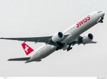 Swiss Boeing 777-300ER HB-JNB (TXL 8.2. 2017)