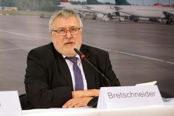 Rainer Bretschneider (© O. Pritzkow)