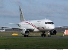 CityJet Suchoi SSJ100 EI-FWC (TXL 14.4. 2017)