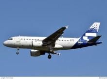 Germania, Airbus A319-100 D-ASTL, ex-AeroGal cs. (SXF 20.4. 2017)