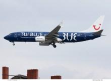 TUI, Boeing 737-800(WL) D-ATUD (TXL 2.4. 2017)