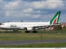 Alitalia, Airbus A330-200 I-EJGA (TXL 14.4. 2017)