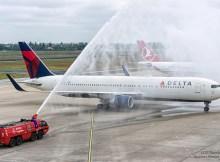 Delta Air Lines, Boeing 767-300ER N196DN (TXL 26.5. 2017)
