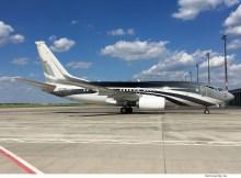 Wuleen Investment Corp., Boeing 737-700(BBJ) VP-CZW (BER 31.5. 2017)