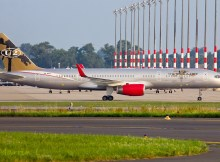 JetMagic, Boeing 757-200(WL) 9H-AVM, U2-Tourjet (SXF/BER 11.7. 2017)
