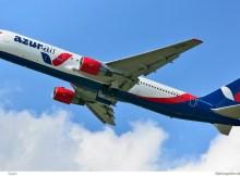 Azur Air, Boeing 767-300ER VQ-BUO (SXF 20.8. 2017)
