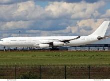 Hi Fly, Airbus A340-300 CS-TQZ (SXF/BER 18.9. 2017)