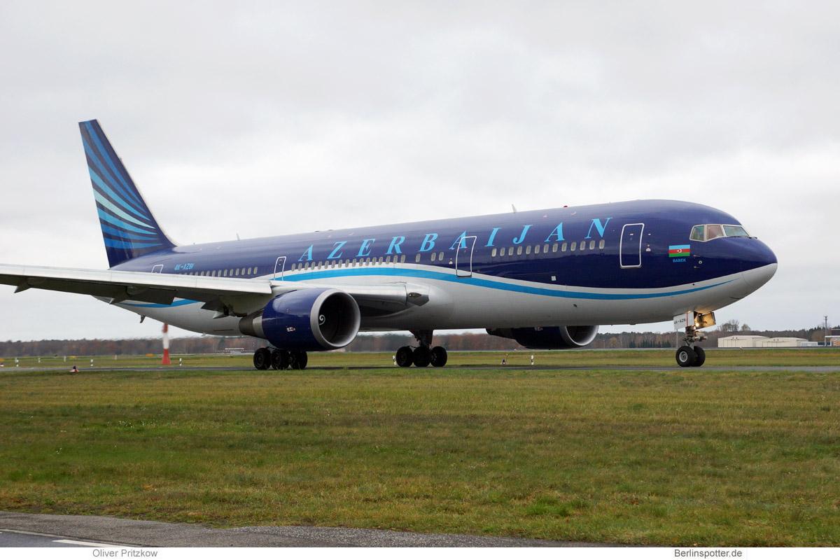 Azerbaijan Airlines Boeing 767-300ER 4K-AZ81