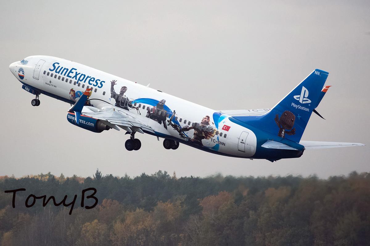 SunExpress Boeing 737-800(WL) TC-SNN