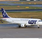 LOT Polish Airlines Embraer 170 SP-LDG (TXL 4.12. 2017)