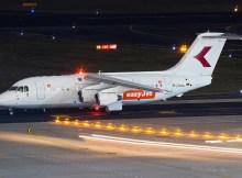 easyJet, BAe 146-200 D-AMGL (TXL 12.1. 2018)