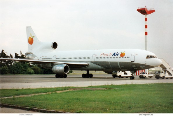 Peach Air, Lockheed L-1011 TriStar 1 TF-ABH (SXF 29.6. 1998)