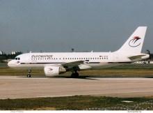 Eurowings, Airbus A319-100 D-AKNI (TXL 3.4. 2000)