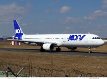 Joon, Airbus A321-200 F-GTAJ (TXL 2.4. 2018)