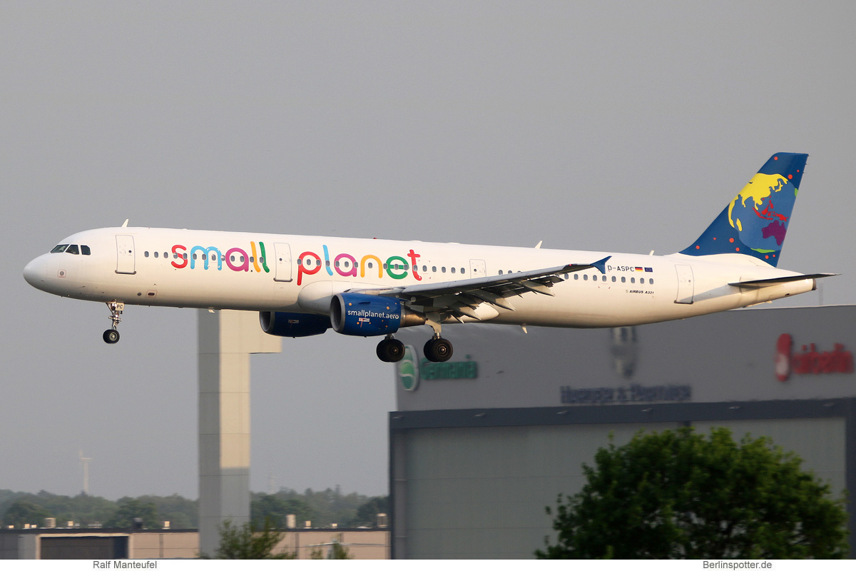 Small Planet Airlines ist pleite