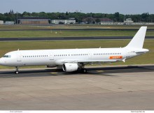 easyJet, Airbus A321-200 G-POWU (TXL 10.5. 2018)