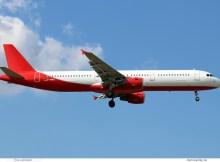 Germania, Airbus A321-200 D-AGMA, ex Niki cs. (SXF 4.9. 2018)