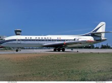 Air France, Sud Aviation SE-210 Caravelle III (TXL 07/1976)