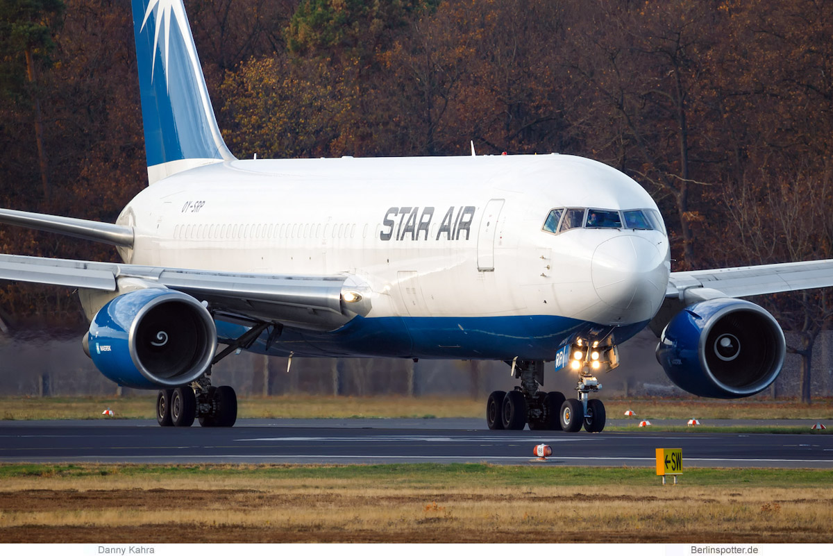 Star Air Boeing 767-200 (BDSF) OY-SRP