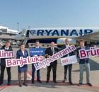 Ryanair baut sein Engagement in Berlin aus und startet im Sommer zu jeweils vier neuen Zielen ab Schönefeld und Tegel.