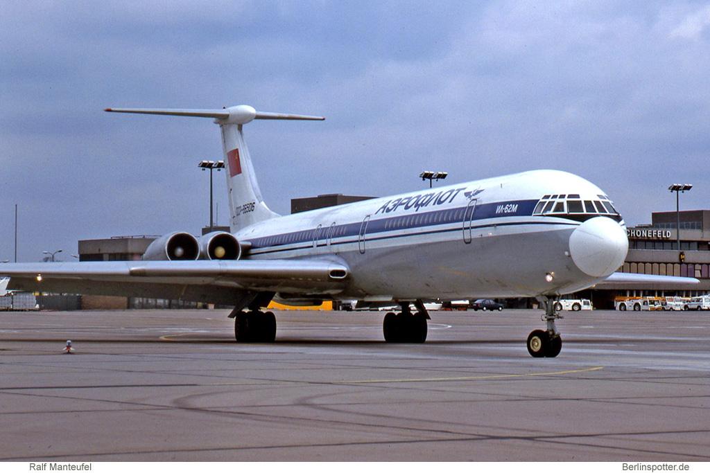 Aeroflot Ilyushin Il-62M CCCP-86506
