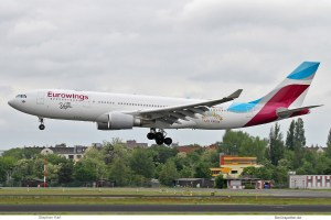 Eurowings, Airbus A330-200 D-AXGF (TXL 25.5.2019)