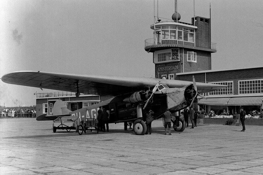 90 Jahre KLM in Berlin