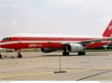 LTU Süd, Boeing 757-200 D-AMUU (SXF 08/1997)