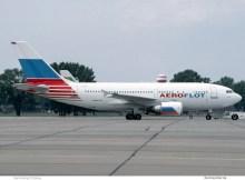 Aeroflot, Airbus A310-300 F-OGQU (SXF 1992)