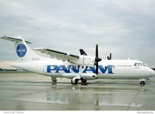 Pan Am Express, ATR42-300 N4210G (TXL 1989)