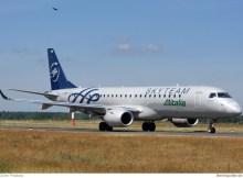 Alitalia Cityliner, Embraer 190 EI-RND (TXL 17.6.2015)